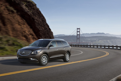 buick pictures wallpaper information specs enclave
