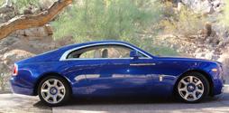 Roll-Royce Wraith