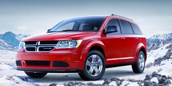 2014 Dodge Journey profile