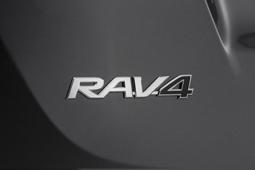 2015 Toyota RAV4 badge