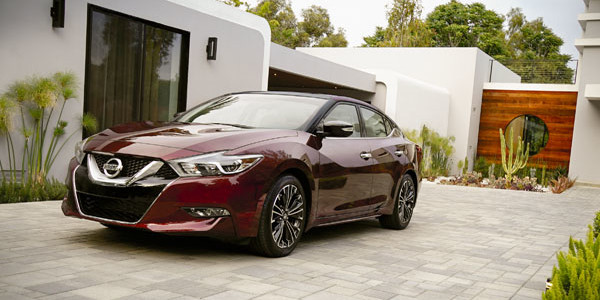 "Created by driving enthusiasts for driving enthusiasts, the dramatically styled 2016 Nissan Maxima looks like nothing else on the road today - and drives like nothing in the segment. The all-new Nissan flagship not only resets Maxima's iconic ""4-Door Sports Car"" positioning, it sets a new standard for style, performance and technology in the large sedan segment."