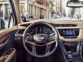 2017 cadillac crossover touring 5. Black Bedroom Furniture Sets. Home Design Ideas