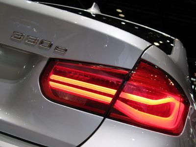 2016 BMW 330e iPerformance, Highly Innovative