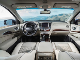2016 Infiniti QX60 — Family friendly luxury crossover