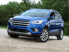 2017 Ford Escape: Modern Capabilities