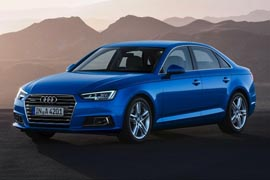 2017 Audi A4 — Getting it right