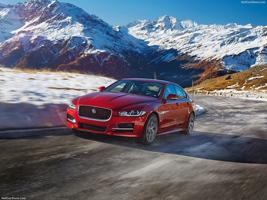 2017 Jaguar XE — Sports sedan perfection