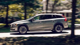 2017 Volvo V60 T5 AWD Cross Country