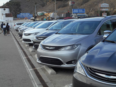 2017 Chrysler Pacifica Plug-in Hybrid
