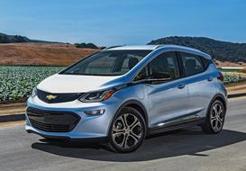 Chevrolet Bolt — A genuine step forward in the EV world