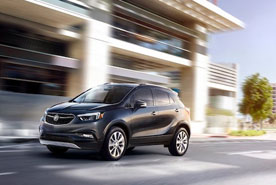 2017 Buick Encore, Small and attractive