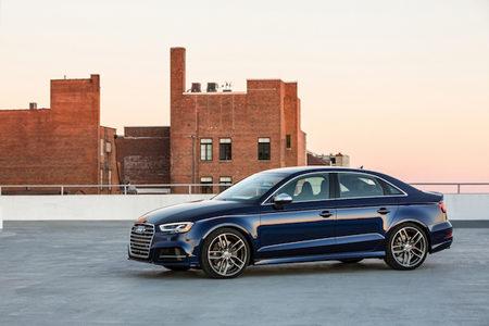 Audi S3 is a fun little sporty package