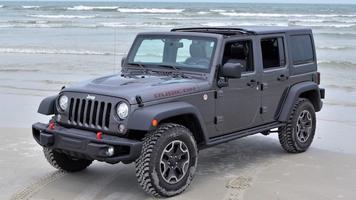 2017 Jeep Wrangler Rubicon Hard Rock Edition