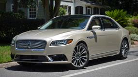 2017 Lincoln Continental — A proper flagship sedan