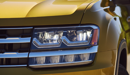 2018 Volkswagen Atlas: Taking VW on its Shoulders