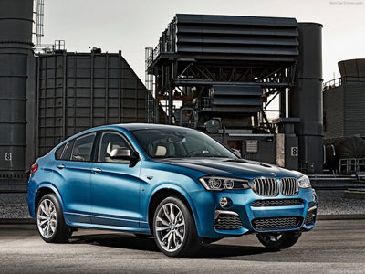 2017 BMW X4 M40i — What more could you want?