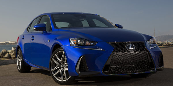 2017 Lexus IS 350 F Sport