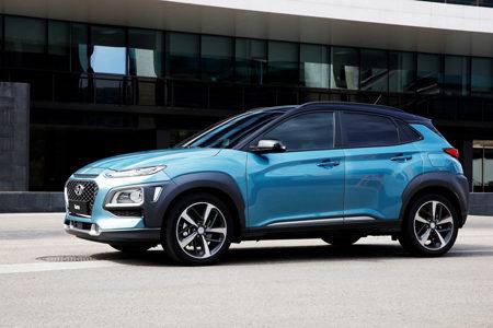 2018 Hyundai Kona SUV – Strong & Impactful