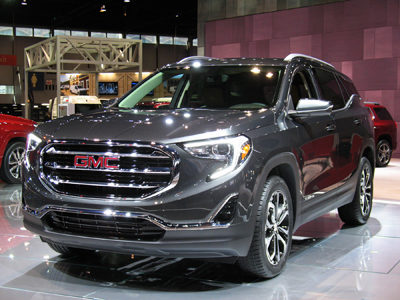 2018 GMC Terrain: More of a good thing