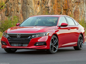 2018 Honda Accord — An appealing redesign