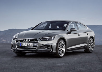 Audi A5 Sportback puts the convenience in coupe